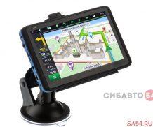GPS навигатор 5 дюймов купить в новосибирске