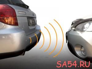 Принцип работы парктроника от компании СибАвто54 в Новосибирке