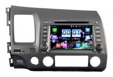 Octa-8-core-Android-6-0-dvd-Honda-Civic-2006-2011-Car-Audio-GPS